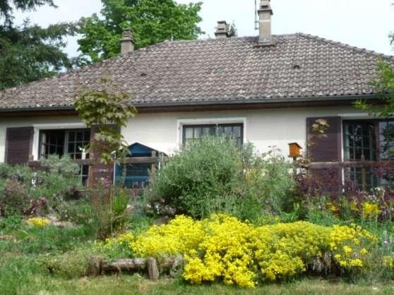 charmante petite villa isolée
