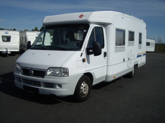 Annonce occasion, vente ou achat 'Bürstner T 625 Harmony 2002'