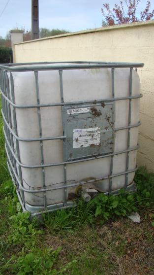 cuve eau 1000 l
