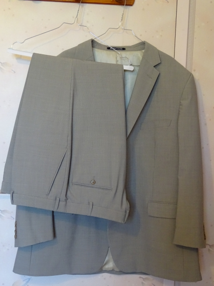 Annonce occasion, vente ou achat 'costume homme grande taille'
