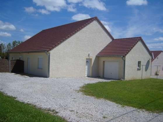 maison neuve plein pied 75 m2