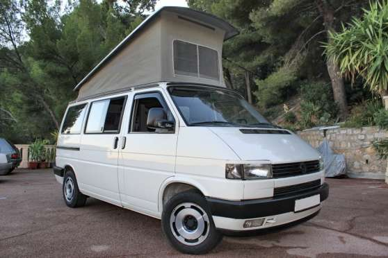 volkswagen t4 westfalia california coach nice caravanes camping car camping car nice. Black Bedroom Furniture Sets. Home Design Ideas