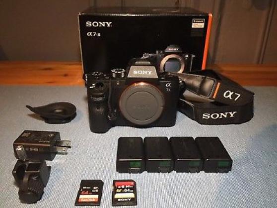 appareil photo numérique Sony alpha A7S