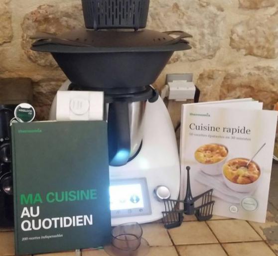 robot thermo  mix  tm  5  au complet - Annonce gratuite marche.fr