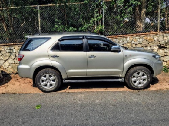 Toyota Fortuner 3.0L Full Time 4WD