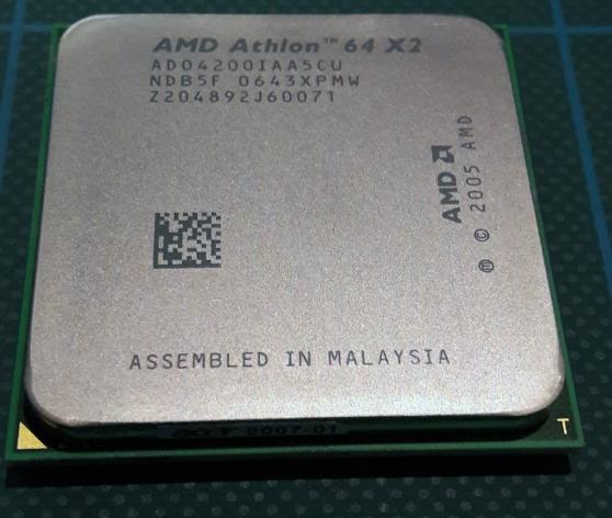 amd athlon 64 x2 4200+ ado4200iaa5cu - Annonce gratuite marche.fr