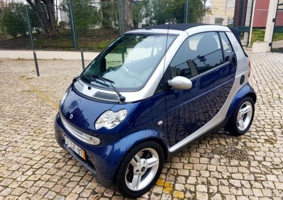 smart fortwo cabrio cdi - Annonce gratuite marche.fr