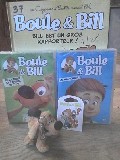 boule & bill - Annonce gratuite marche.fr