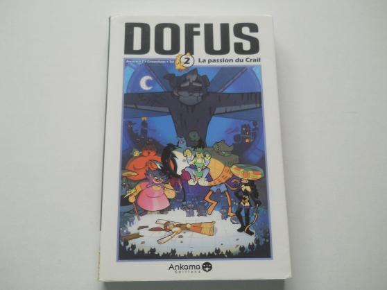 Annonce occasion, vente ou achat 'Dofus 2 - la passion de Crail'