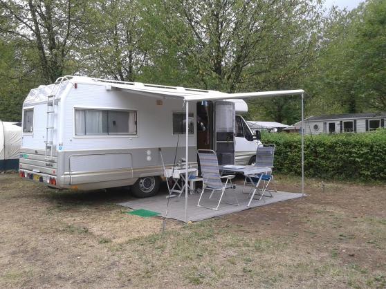 Annonce occasion, vente ou achat 'Camping car LAIKA Très bon état 62900Km'