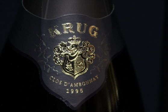 Krug Champagne Clos d\'Ambonnay 1995 - Photo 2