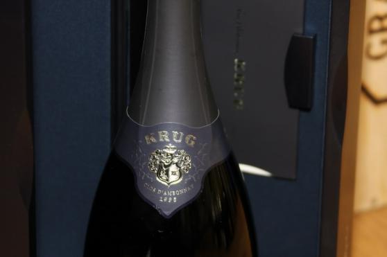 Krug Champagne Clos d\'Ambonnay 1995 - Photo 3