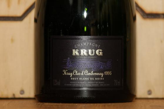 Krug Champagne Clos d\'Ambonnay 1995 - Photo 4