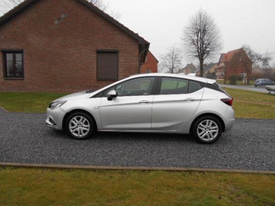 Annonce occasion, vente ou achat 'Opel Astra 1.6 CDTI'