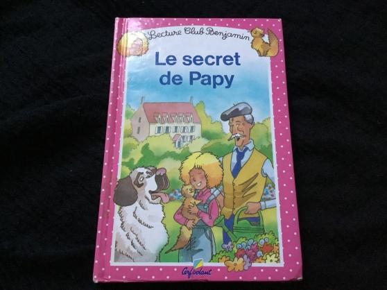 """""""le secret de papy"""", 5/9 ans - Annonce gratuite marche.fr"""