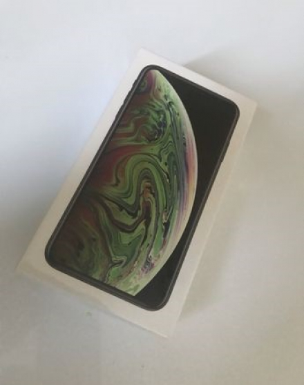 Annonce occasion, vente ou achat 'IPHONE XS MAX NEUF SOUS BLISTER'