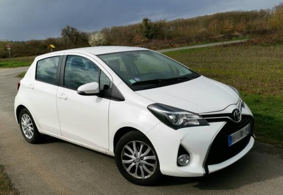 Petite Annonce : Toyota yaris - Toyota yaris 100ch dynamic. Très bon état, toujours entretenue en
