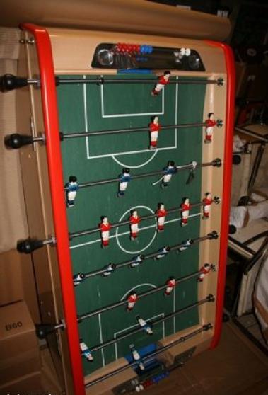 Baby foot Bonzini B60 NEUF avec options