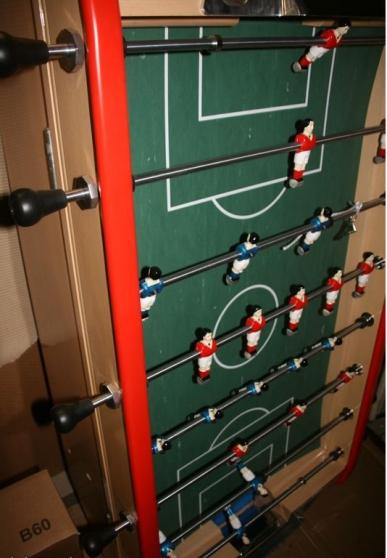 Baby foot Bonzini B60 NEUF avec options - Photo 3