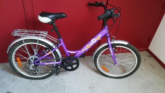 Annonce occasion, vente ou achat 'Vélo enfant 6/11 ans'