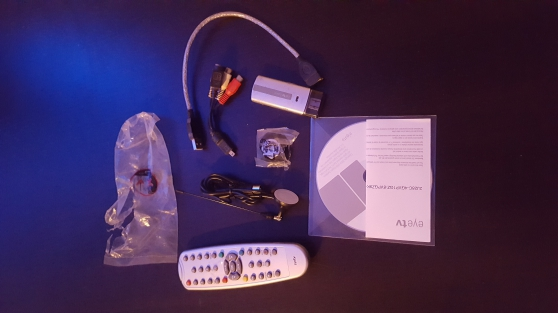 Annonce occasion, vente ou achat 'Clé USB TV TNT DVB-C Elgato EyeTV Hybrid'