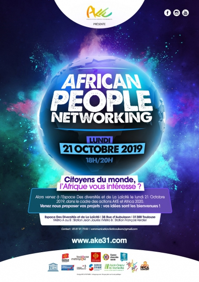 Annonce occasion, vente ou achat 'African People Afterwork'