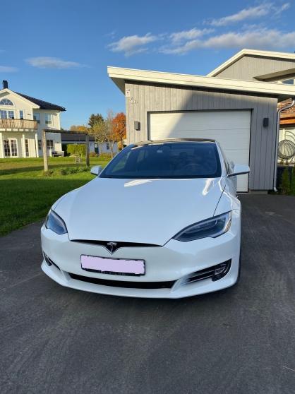 Tesla S75D