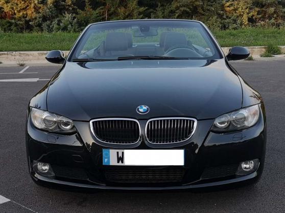 BMW 320 D SERIE 3 CAB E93 Cab Luxe
