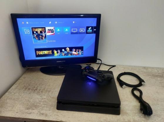 PS4 SLIM 500Go + MANETTE