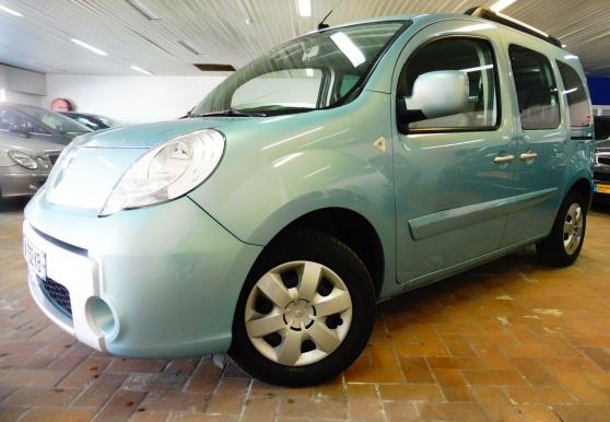 Renault kangoo 1.5 dci 1er main GPS