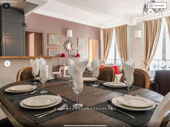 Annonce occasion, vente ou achat 'appartement meublé 3 pièces 45 m2'