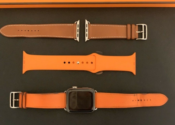 Apple Watch Hermes Series 4 GPS / Cellul - Photo 1