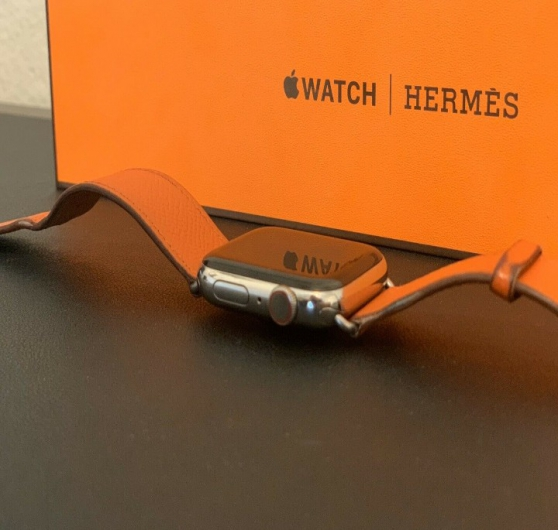 Apple Watch Hermes Series 4 GPS / Cellul - Photo 2