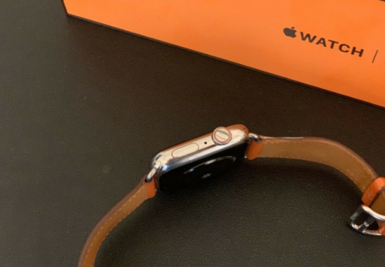 Apple Watch Hermes Series 4 GPS / Cellul - Photo 3