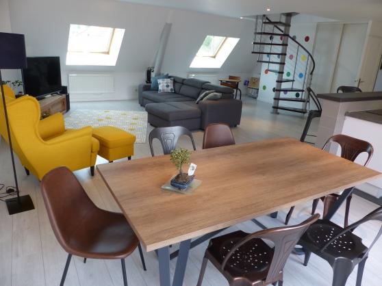 Appartement en duplex | Parfait état