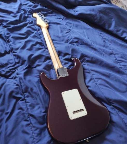 Fender Stratocaster - Photo 2