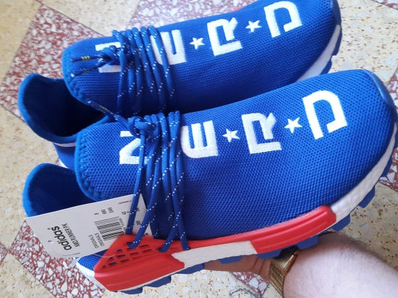 Annonce occasion, vente ou achat 'Adidas Human pointure 42'