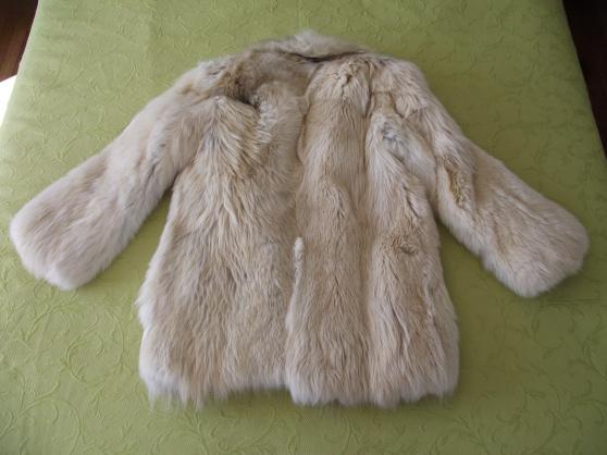 Très belle veste en loup véritable - Photo 2