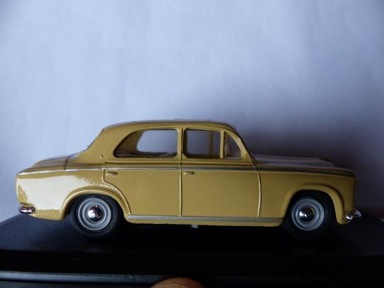 Annonce occasion, vente ou achat 'PEUGEOT 403 miniature ELIGOR 1/43ème'