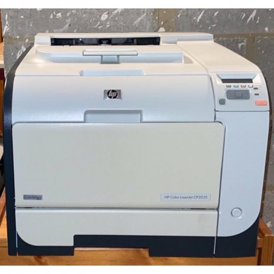 Annonce occasion, vente ou achat 'Imprimante HP Color LaserJet CP2025'
