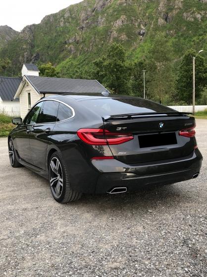 Annonce occasion, vente ou achat 'BMW SERIE 5'