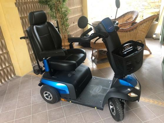 Annonce occasion, vente ou achat 'Scooter électrique 4 roues'