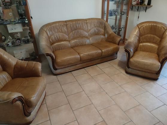 Annonce occasion, vente ou achat 'canapé cuir'