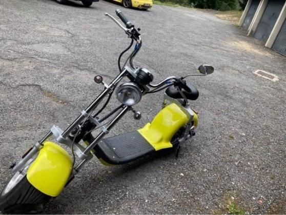 Annonce occasion, vente ou achat 'Scooter électrique citty cocco'