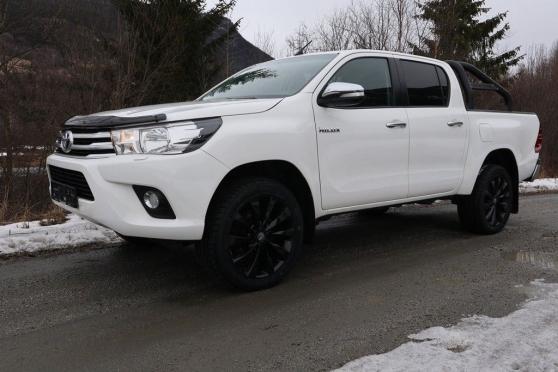 Annonce occasion, vente ou achat 'Toyota Hilux SR5'