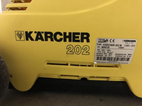 Nettoyeur HP karcher 202M - Photo 2