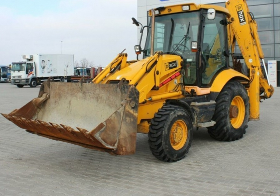 Tractopelle JCB 3CX SITEMASTER