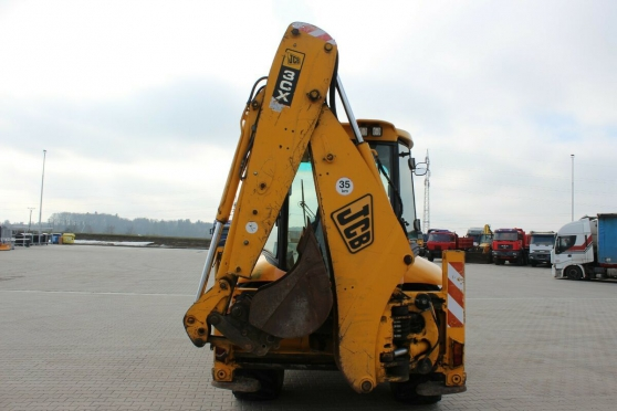 Tractopelle JCB 3CX SITEMASTER - Photo 2