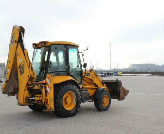 Tractopelle JCB 3CX SITEMASTER - Photo 4