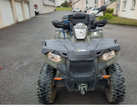 quad polaris 570 sportman forest